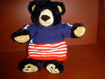 bear/patriotic